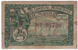 25 Céntimos de Murcia