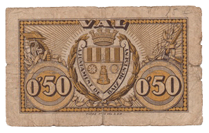 50 Céntimos Baix Montseny