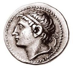 La mitología y la moneda: Esparta