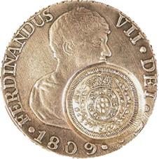 La circulación de la moneda española en Brasil