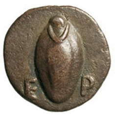 La Mitología y la moneda: Orcómeno