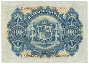 """Comentarios y rectificaciones al libro """"Los Billetes del Banco de España"""" (I)"""