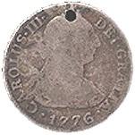 La moneda española en Tahití