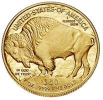 """American Buffalo"" 2015 ya está disponible en la US Mint"