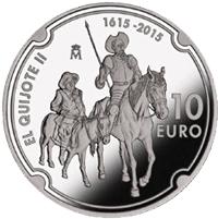 IV Centenario Segunda parte del Ingenioso Caballero Don Quijote de la Mancha
