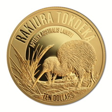 El Kiwi de Nueva Zelanda