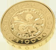 Florín de oro del rey Carlos I de Hungría