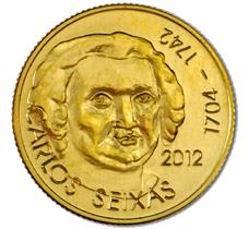 Carlos Seixas, gran figura del barroco musical portugués