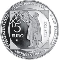 500 Aniversario de la muerte de Américo Vespucio