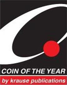 """Premios """"COTY 2012"""" de Krause Publications a la """"Mejor Moneda del Año"""""""