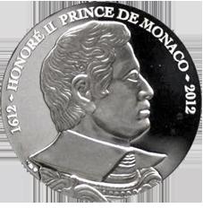 400 Aniversario de Honoré II, príncipe de Mónaco