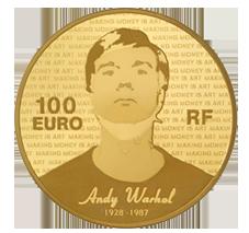 """El """"Dollar Sign"""" de Andy Warhol a la francesa"""