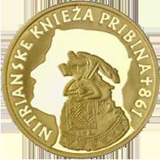 El príncipe Pribina de Nitra