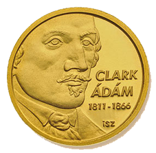 24.8.2011. Hungría celebra el 200 Aniversario del nacimiento de Adam Clark