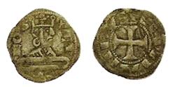 Románico y gótico en la moneda medieval
