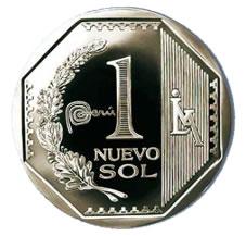 """Un nuevo sol con """"Marca Perú"""""""
