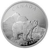 Vida silvestre de Canadá: Grizzly