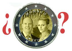 Especulaciones sobre la tirada de los 2€ de Mónaco