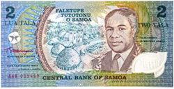 Samoa sustituirá los billetes de dos tala por una moneda