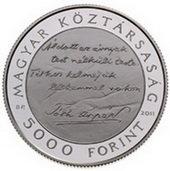 125 Aniversario del nacimiento del poeta Árpád Tóth