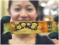 China se convierte en el mayor consumidor mundial de oro