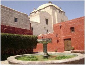 """Monasterio de Santa Catalina en la serie """"Riqueza y Orgullo del Perú"""""""