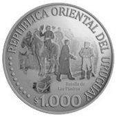 """Uruguay: 1.000 pesos para la """"Batalla de Las Piedras"""""""