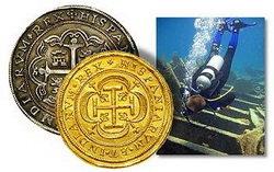 """Odyssey insiste en su negativa a devolver el tesoro de """"Nuestra Señora de las Mercedes"""" a España"""