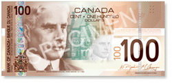 Canadá contará con billetes en polímero