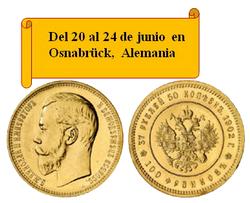 Espectacular Subasta de verano 188 a 192 de Küenker, con buenas monedas españolas