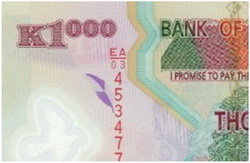 Malawi emitirá billetes de 1.000 kwacha