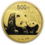El banco central chino aumenta la producción de Pandas
