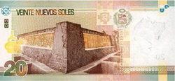 Nuevos soles peruanos, billetes con error de salida