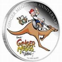 """90 Aniversario de la creación del cómic """"Ginger Meggs"""""""