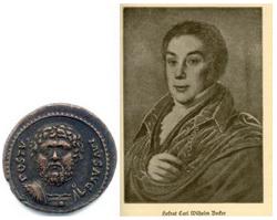 Carl Wilhelm Becker: Uno de los más grandes falsificadores de monedas antiguas de la historia