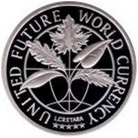 Una moneda en el espacio