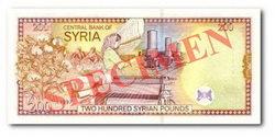 Austria suspende el contrato por el cual imprimía papel moneda para Siria