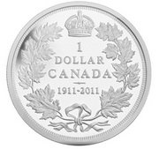 El dólar de plata cien años después