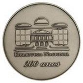 Bicentenario de la Biblioteca Nacional de Brasil