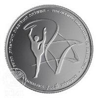 Las gimnastas de Israel en los Juegos Olímpicos de 2012