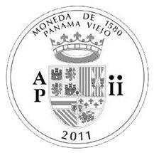 Panamá recuerda los 2 reales plata de 1580