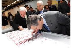 Invertirá 90 millones de dólares para fabricar billetes con alta tecnología
