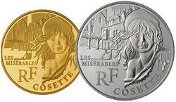 """""""Los Miserables"""" y Cosette"""