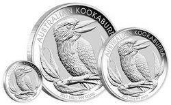 """Bullion australianos: """"Kookaburra 2012"""""""
