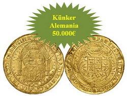 Gran Subasta de Otoño de Künker con más de 8.000 lotes en cinco días