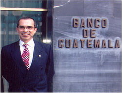 """'El Museo numismático de Guatemala cuenta con siete salas, cada una de ellas correspondiente a un período distinto"""""""