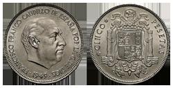 El duro de Franco se vendió en 36.000€