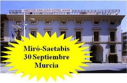 Gran Convención en Murcia