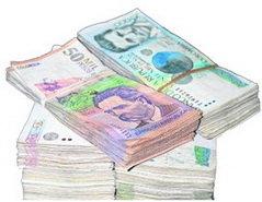 No se aprobó el proyecto de eliminar tres ceros a los billetes colombianos