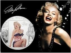 Islas Cook celebra el 85 cumpleaños de Marilyn Monroe